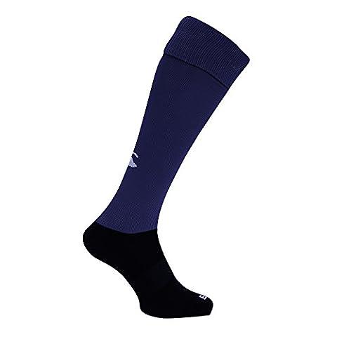 Canterbury - Chaussettes de rugby - Homme (L) (Bleu