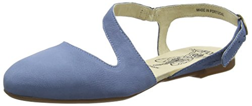 Fly London Mega905fly, Ballerine Donna Blu (smurf Blue 003)