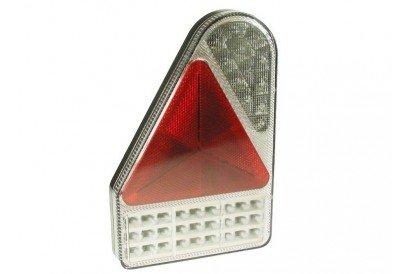 mp8605bl Maypole 10–30V LED L/H hinten Combi Lampe S/T/I/Nebel/Rev/Reflex–Vert