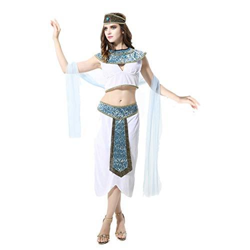 Blisfille Halloween Kostüm Ägyptischer Prinz Ägyptischer Kleidung Ägyptischer Pharao Ägyptischer Pharao Kostüm Kleopatra H Für Damen