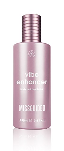 Missguided Vibe Enhancer Body Mist, 290ml - 34 Vibe