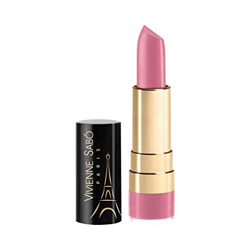Vivienne Sabo - Lipstick/Rouge A Levres/Charmant 611 - Cool Pink Sparkle