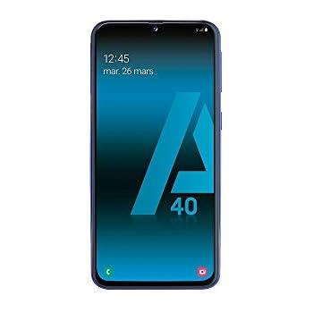 Samsung Galaxy A30 Dual SIM 64GB 4GB RAM A305F-DS Blanc SIM Free: Amazon.fr: High-tech