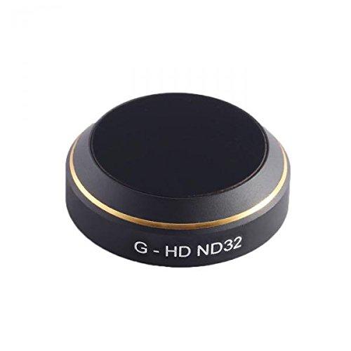 Preisvergleich Produktbild MagiDeal Schwarze Pgytech Linsenfilter Für Dji Mavic Pro Drone G-hd-nd32 Cpl Hd Filter
