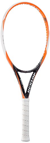 Dunlop Tennisschläger R5.0 Revolution NT Lite, orange, 3