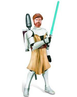 Figura Star Wars The Clone Wars Obi-Wan Kenobi