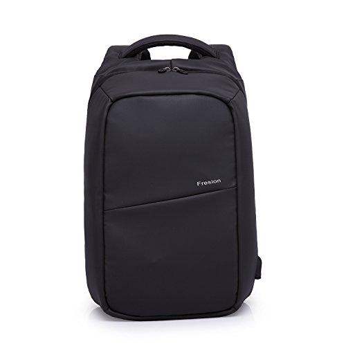 ksäcke Notebook Rucksack Schultasche mit USB-Anschluss und Regenschutz für Arbeit, Schule, Reisen, Wandern ()