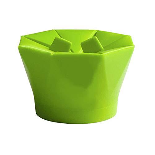 Silikon Mikrowelle Popcorn Maker Popcorn Popper hausgemachte köstliche Popcorn Schüssel Backen Werkzeuge Küche Backwaren DIY Eimer