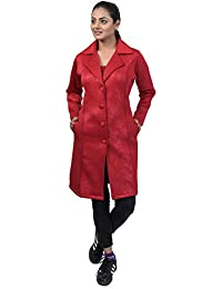 6a7d885298f18 Reds Women's Coats: Buy Reds Women's Coats online at best prices in ...