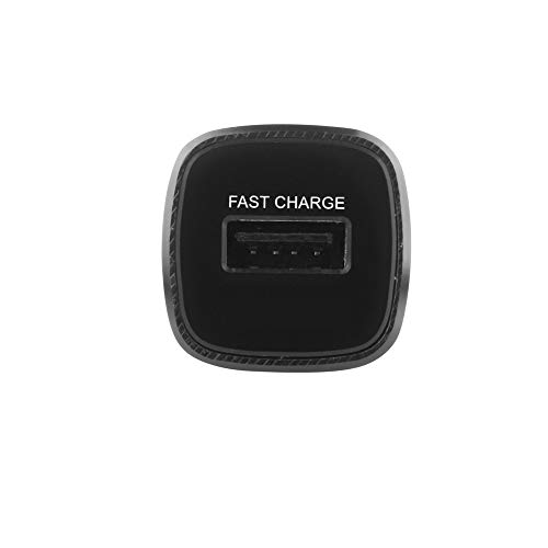 Charger Charging Adapter Black Samsung - USB Car Charger Fast Charging Adapter Black For Samsung