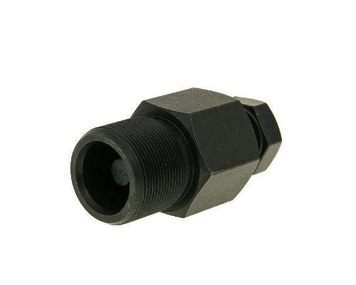 Preisvergleich Produktbild Polradabzieher Naraku M24x1mm Rechtsgewinde außen für Honda Vision 50 SA50 AF29 (schräger Zylinderanschluss)