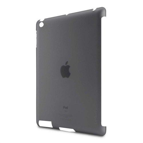 8N744cwC00 Schutzhülle (passend für Smart Cover) für iPad 4, iPad 3rd Generation, iPad 2 schwarz/transparent ()