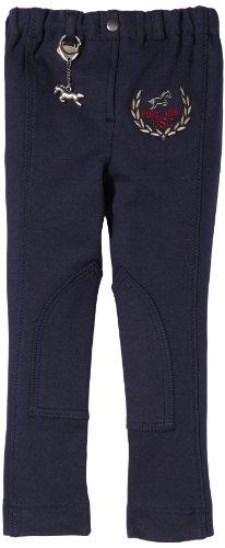 United Sportproducts Germany USG - Pantalones de equitación Infantiles Azul Marine Talla:110/116