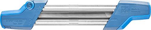 PFERD Kettensägeschärfgerät CHAIN SHARP CS-X, Feilen-ø 4,8 mm - Sägezahn und Tiefenbegrenzer in einem Arbeitsgang bearbeiten