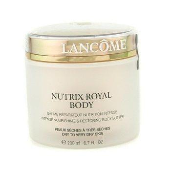 Lancôme Nutrix Royal Body Baume Réparateur Nutrition Intense 200 ml