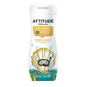 Attitude Littl Eones Foam Bath Shampoo (355ml)