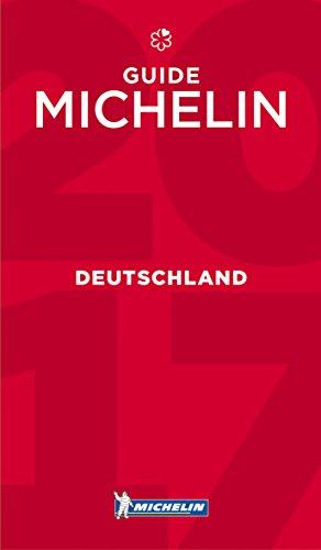 Michelin Red Guide 2017 Deutschland