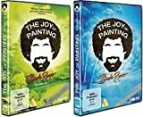 Bob Ross - The Joy of Painting, Kollektion 1 + 2 im Set - Deutsche Originalware [4 DVDs]