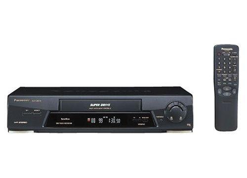 Panasonic NV-FJ 604 4 VHS Videorekorder