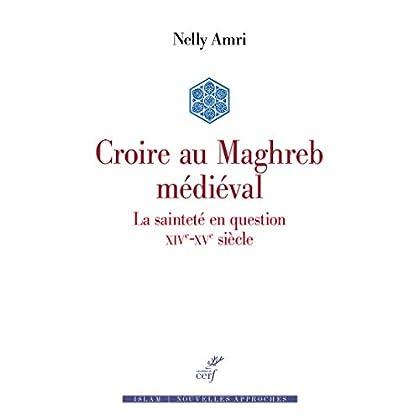 Croire au Maghreb médiéval (Islam, nouvelles approches)