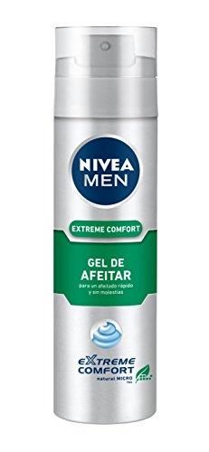 NIVEA MEN Extreme Comfort Gel de Afeitar