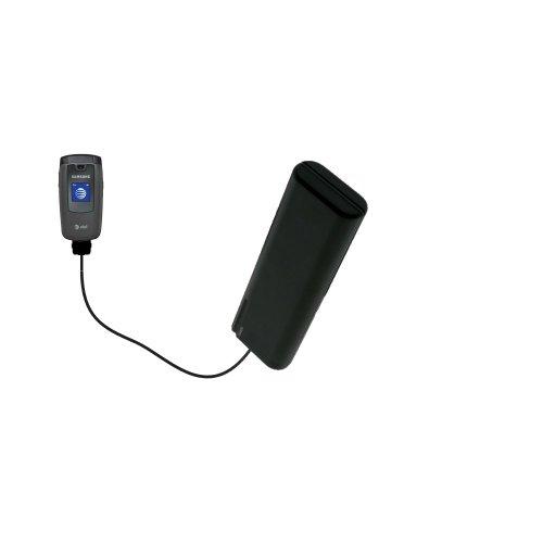 Tragbares AA Akkupack für kompatibel mit Samsung SGH-A517 Mit TipExchange Technologie