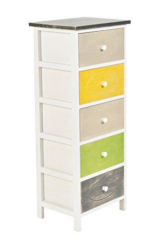 ts-ideen-mobiletto-cassettiera-925-cm-multicolore-stile-shabby-per-bagno-cucina-ingresso-o-camera-da