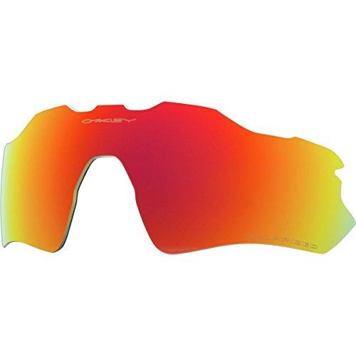 Oakley Radar EV Path Replacement Lens Ruby Iridium Polarized, One Size