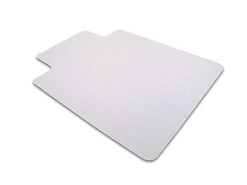 cleartex-ultimat-polycarbonate-chair-mat-for-hard-floors-48x53-with-lip-clear-sold-as-1-each