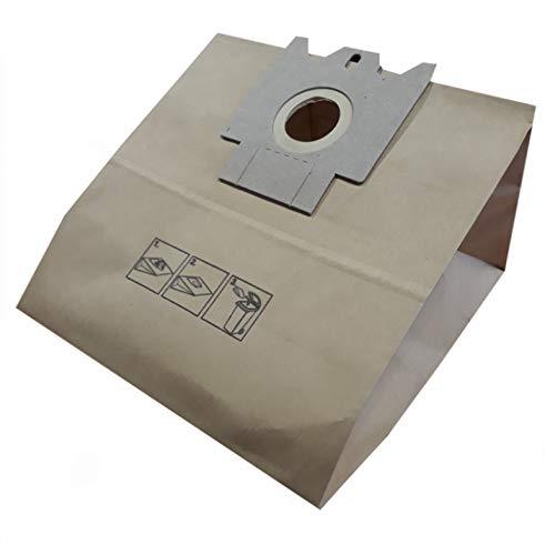 Basics Lot de 4 sacs daspirateur M21 avec traitement anti-odeurs pour Miele