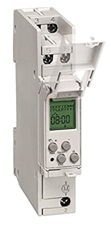 Grässlin Talento 371 Mini Pro Horloge digitale modulaire