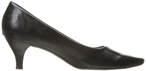 A2 By Aerosoles Foreward Large Cuir verni Talons Black