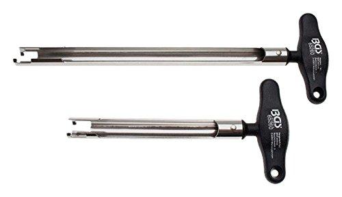 BGS 65260 | Abzieher-Satz für Zündkerzenstecker | 225 + 350 mm | 2-tlg.