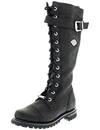 HARLEY DAVIDSON Chaussures Femmes - Bottes SAVANNAH - black