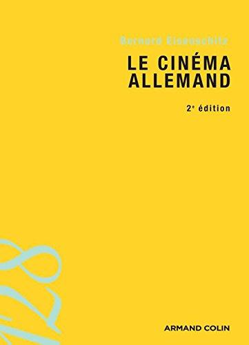 Le cinéma allemand - 2e éd