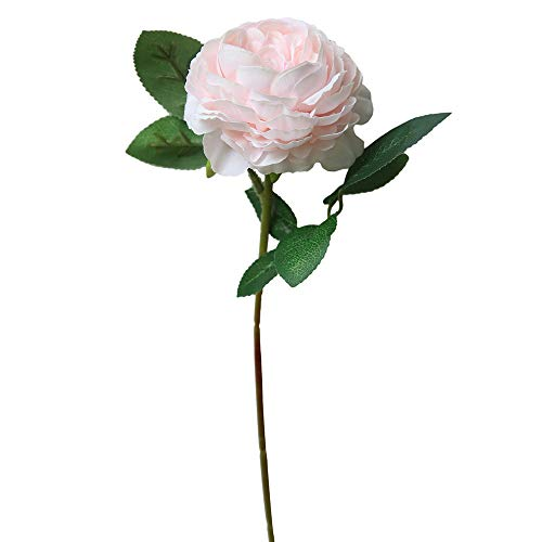 Gefälschte Phantom Brautstrauß Hochzeitsgesellschaft Home Unechte Blumen,künstliche Deko Seidenrosen Plastik Köpfe Braut Hochzeitsblumenstrauß Haus Garten Party Blumenschmuck(A) ()