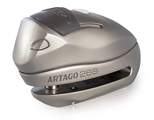 Artago 26S.10M Candado antirrobo Disco con Alarma Inteligente 10mm remplazado por 30X10,...