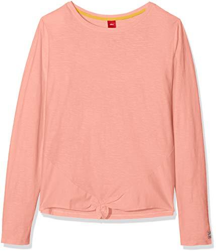 s.Oliver Mädchen 66.908.31.8685 T-Shirt, Rosa (Light Pink 4273), 152 (Herstellergröße: M/REG) -