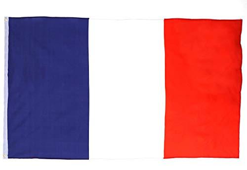 Star Cluster 90 x 150 cm   Frankreich Flagge   Frankreich Fahne   Fanartikel   France National Flag