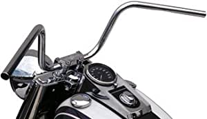 Trw Lucas Stahllenker Abe 25 4mm Apehanger Stahl Verchromt Mcl136sc Auto