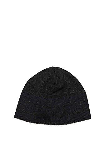 chapeaux-cavalli-roberto-femme-acetate-noir-et-bleu-c20d4890005-noir-unica