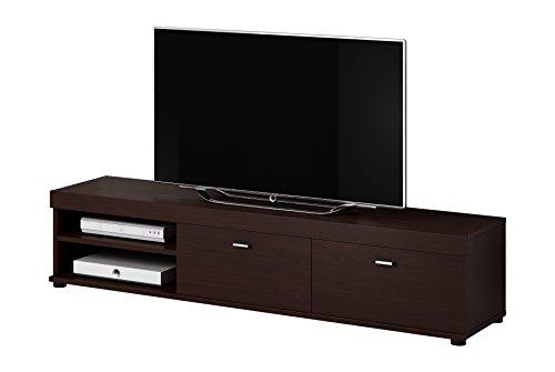 tv m bel konsole tisch schrank elsa 140 cm dunkel eiche wenge smash. Black Bedroom Furniture Sets. Home Design Ideas