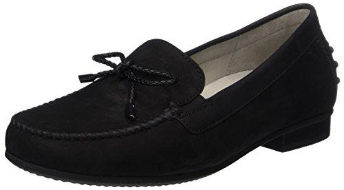 Gabor Shoes Damen Comfort Mokassin, Schwarz (Schwarz 47), 41 EU
