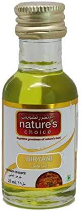Natures Choice Biryani Essence, 28 ml