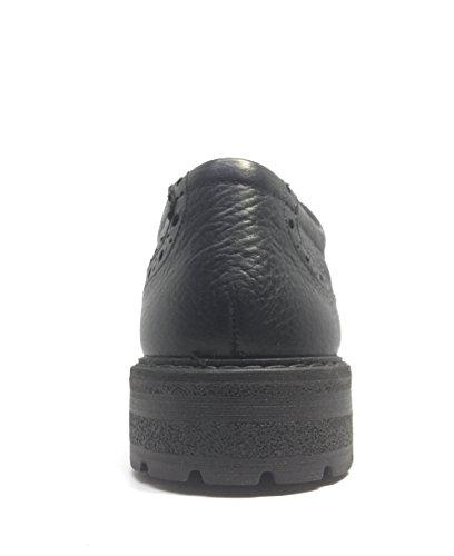 Igi & Co Stretch En Cuir Et Daim 66680 Semelle Extractible Noire Noir
