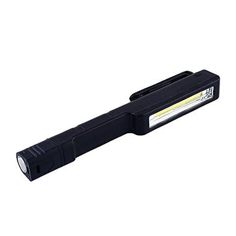 Forepin® LED Pen Mini Taschenlampe Pen Werkzeug Stift und Ultra