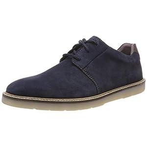 Clarks Grandin Plain, Zapatos de Cordones Brogue para Hombre