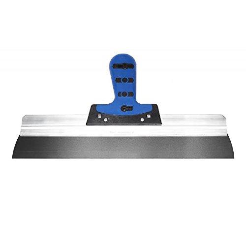 Prof-Fassadenspachtel 250mm - Softgriff - rostfreier Stahl I Alu-Rakel