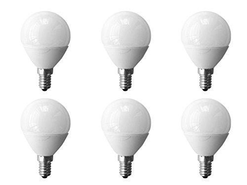 Lampade A Globo A Risparmio Energetico : Electraline lampadine mini globo basso consumo risparmio