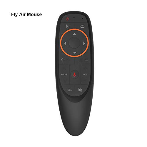 Beelink Fly Air Mouse 6 Axis Gyroscope 2.4G RF Wireless Computer Mini PC TV Box Projector Applicable Support Voice Function -